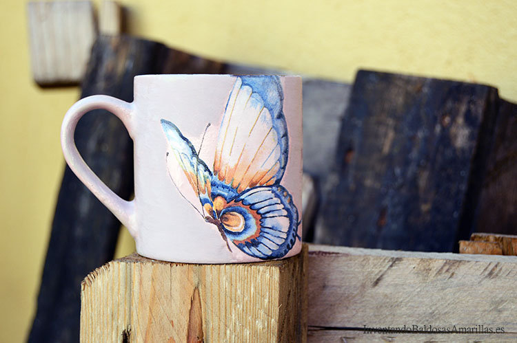 taza-decorada-mariposa