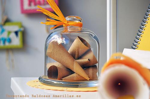 El Papelorio o cómo hacer maravillas con el papel