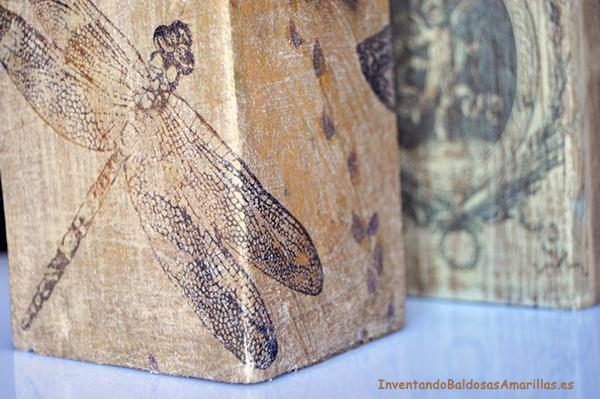 libelula-estampada-madera