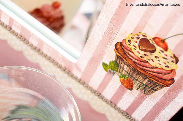 cupcake-decoupage