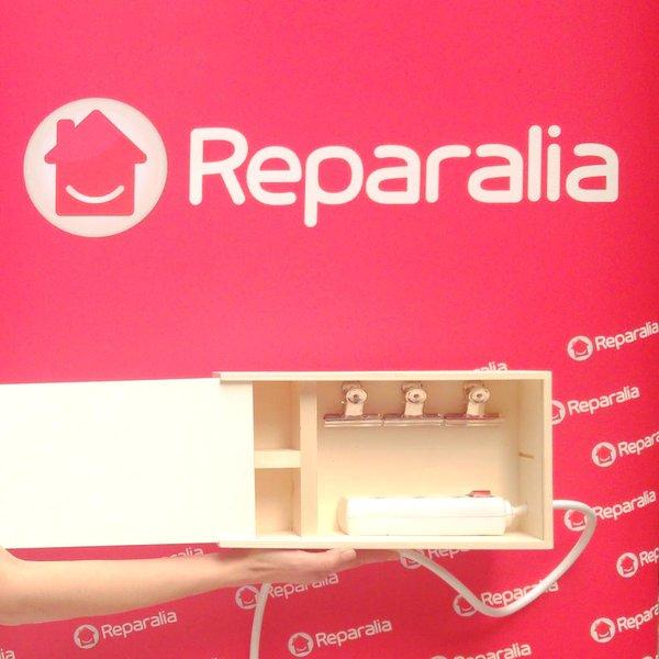 workshop reparalia