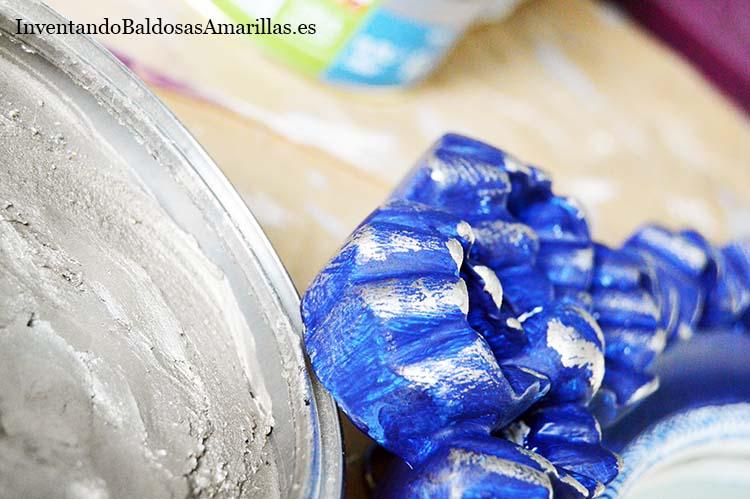 decorar patina cera