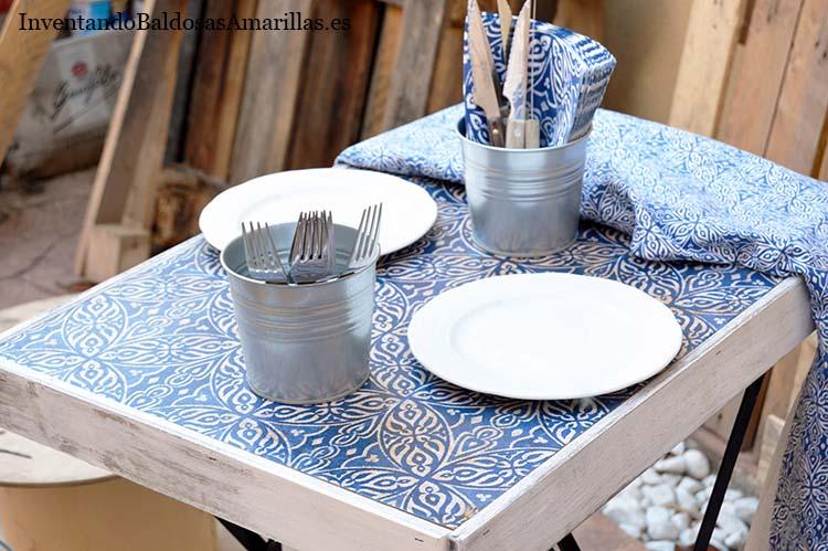 decorar mesa patio2