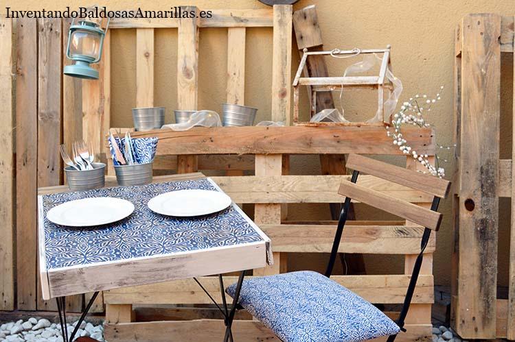 diy decorar conjunto patio ikea