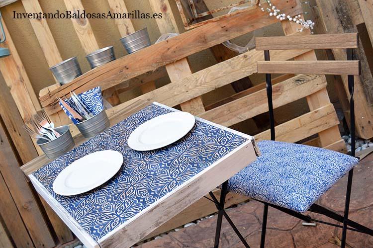 diy mesa patio