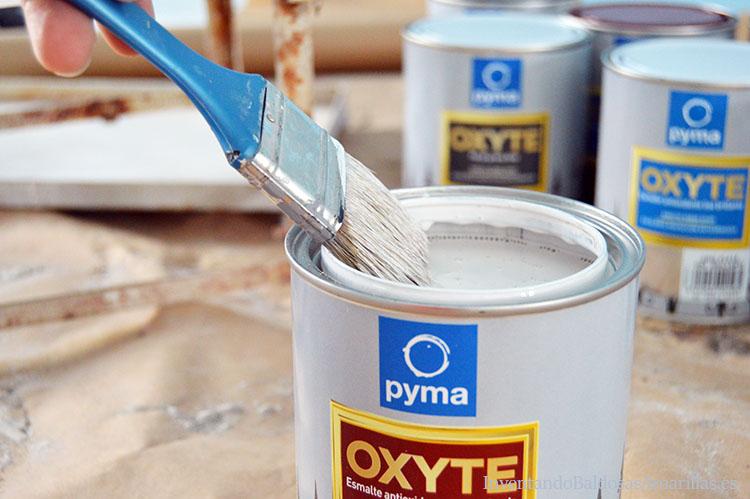 pintura metal