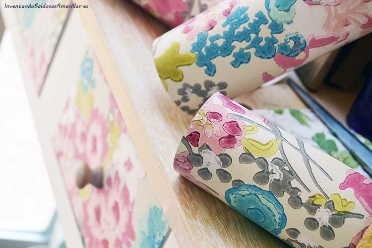 papeles lizzo flores