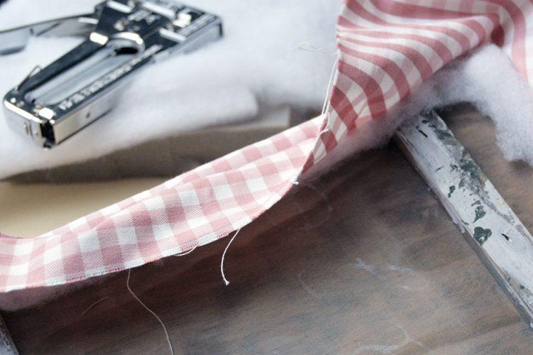 Talleres hechos en casa: Iniciación al tapizado con Leroy Merlin