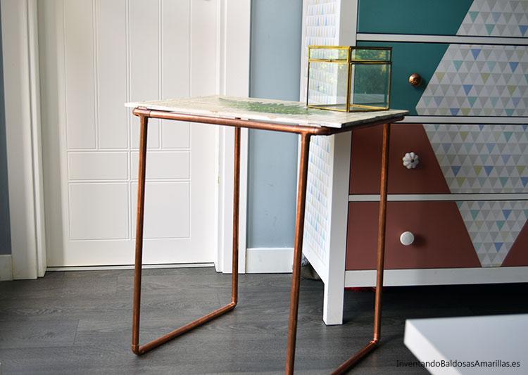 montar-mesa-tubos-cobre