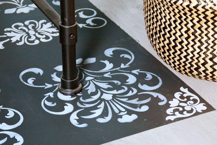Cómo pintar suelos de tarima