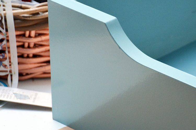 Tutorial cómo pintar muebles de melamina