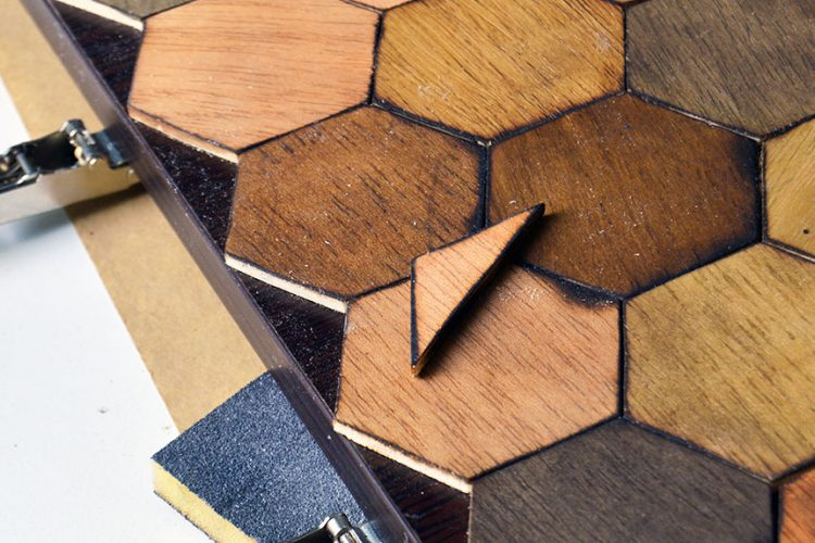 Renovar un mueble con piezas de madera