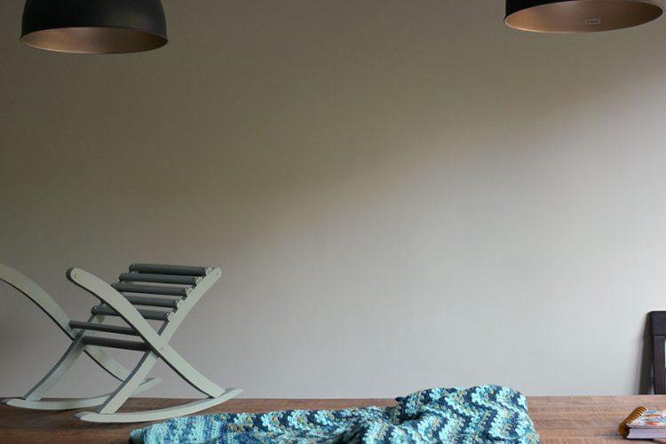 Pintar las paredes del salón