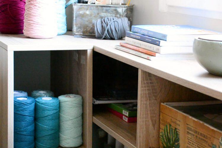 Diseña y crea tu mueble de melamina